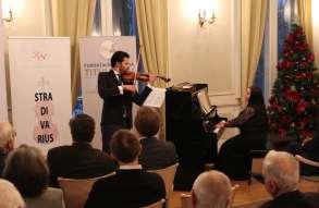 20.12.2017 - Gala Premiilor de Excelență Kamerata Stradivarius