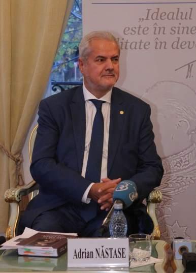 """20.11.2017 - Lansare de carte: """"NICOLAE TITULESCU. POLITICA EXTERNĂ A ROMÂNIEI"""" Adrian NĂSTASE"""