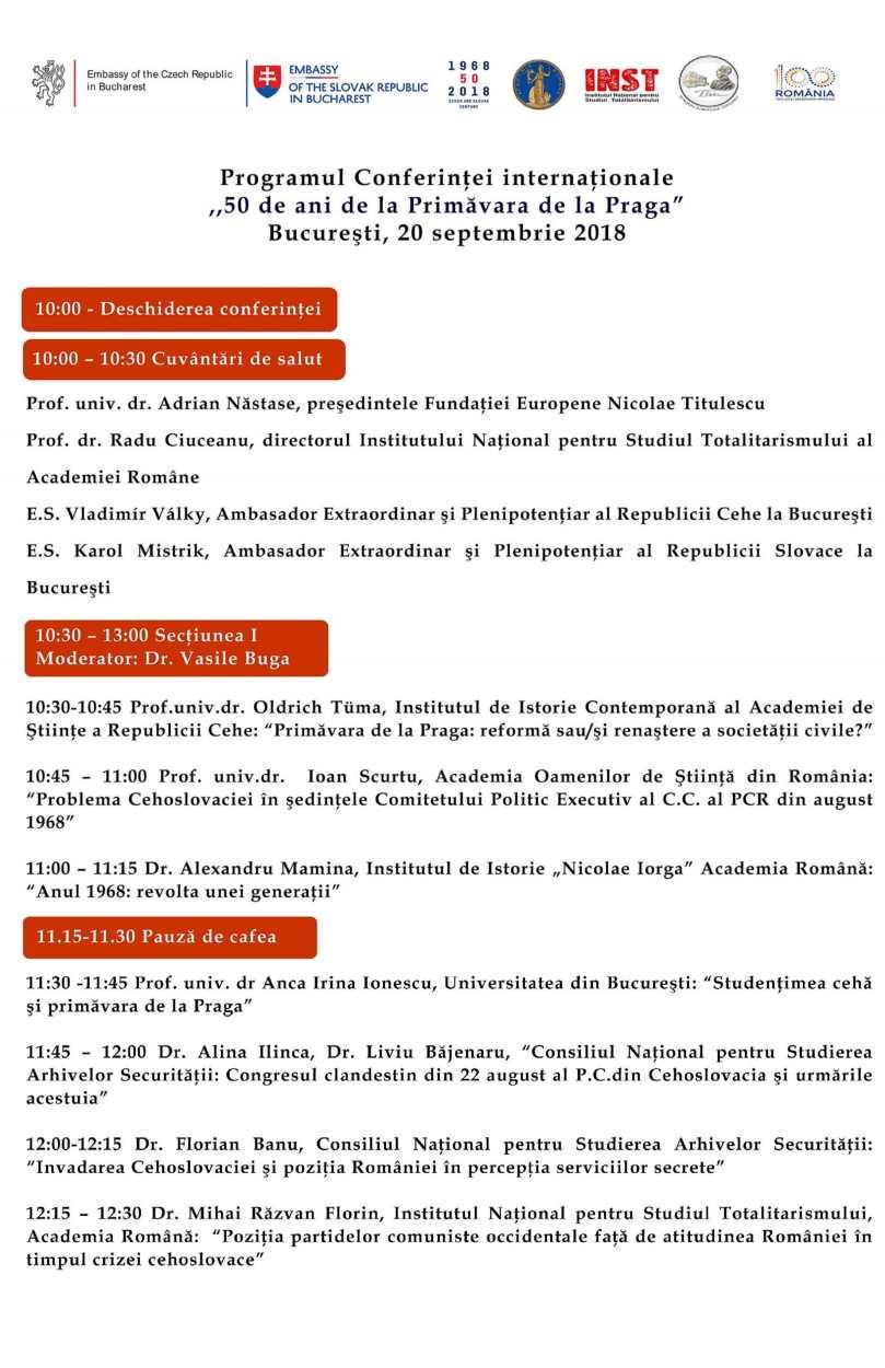 """Program Conferință """"50 de ani de la Primăvara de la Praga""""-1.jpg"""